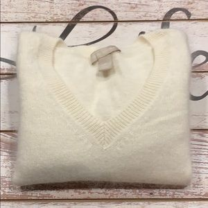 Banana Republic V Neck Sweater
